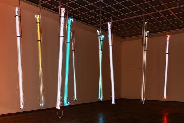 In der Kunsthalle Basel entscheidet sich die Chemie für die Kunst