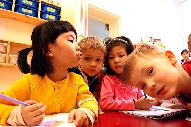 Kinder bekommen in Lörrach mehr Förderinhalte als die Sprache