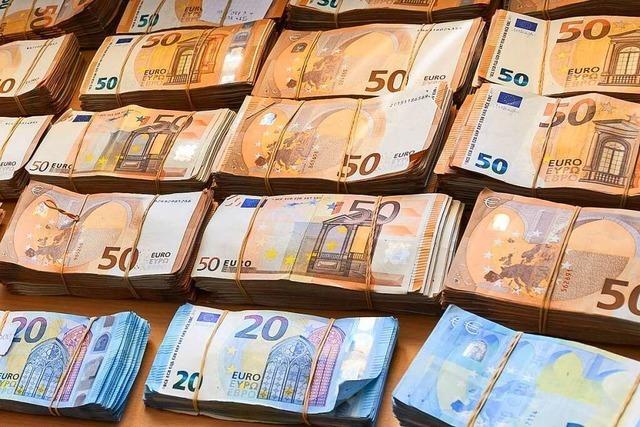 Landkreis Lörrach erwartet 2020 ein Minus von einer Million Euro