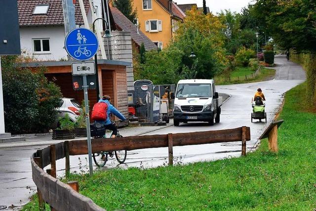 Radschnellweg Freiburg-Denzlingen soll in acht Jahren fertig sein