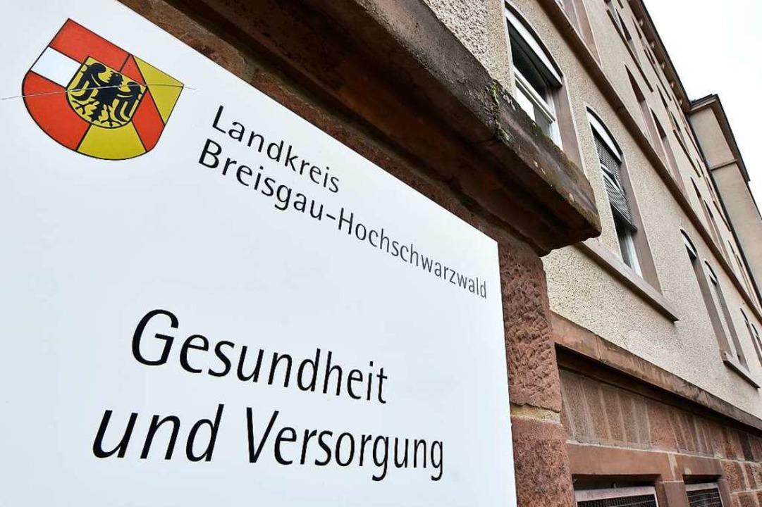Das beim Landkreis angesiedelte Gesund...eis Breisgau-Hochschwarzwald gemeldet.  | Foto: Michael Bamberger