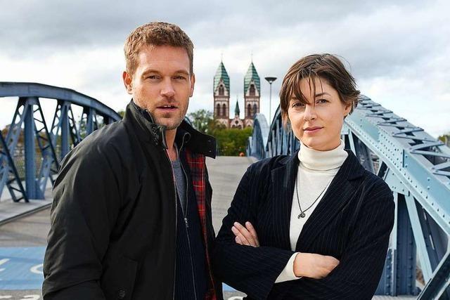 ZDF dreht Krimireihe in Freiburg – mit Schauspieler aus Müllheim
