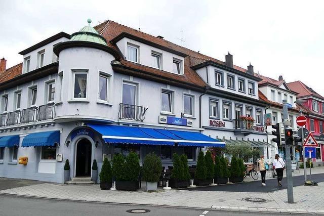 Der Abriss der Steffen-Häuser in Rheinfelden bleibt möglich