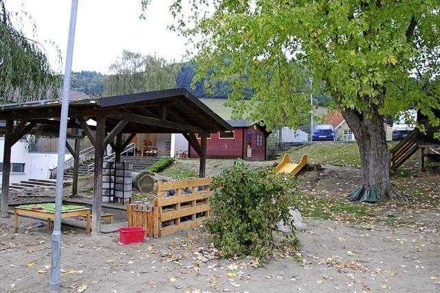 Am Spielplatz in Suggental muss etwas getan werden