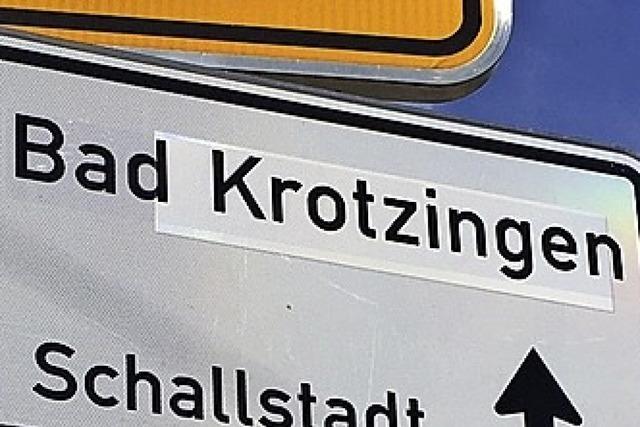 ÜBRIGENS: Am besten gleich Bad Kroozingen