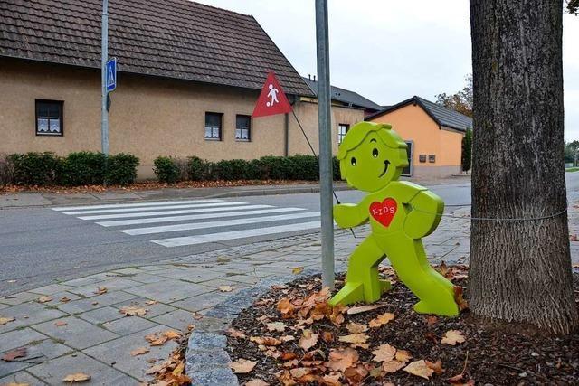 Eschbach will den Schulweg zur neuen Container-Schule sicherer gestalten