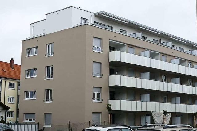 Die Baugenossenschaft Rheinfelden-Wehr forciert Sanierungen