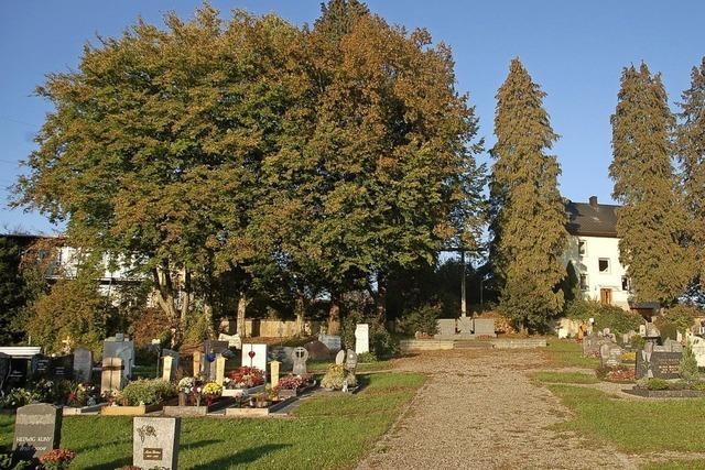 Friedhof soll Begegnungsstätte werden
