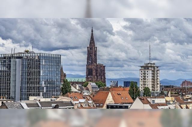 Straßburg hat die schönste Kathedrale
