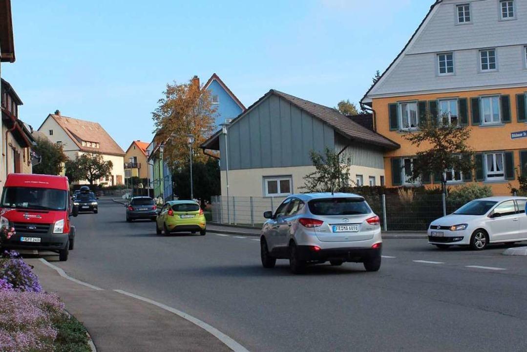 Auch in der Dittishauser Straße (im Bild) soll demnächst Tempo 40 gelten.   | Foto: Christa Maier