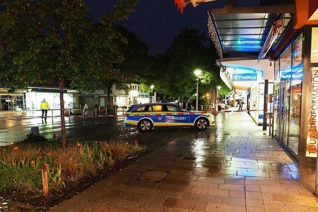 Polizisten schildern vor Gericht einen außergewöhnlichen Einsatz in Weil am Rhein