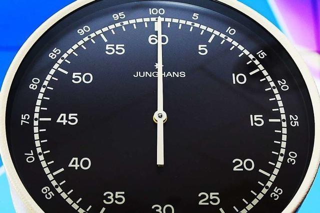 Forscher erfassen kleinste jemals gemessene Zeitspanne