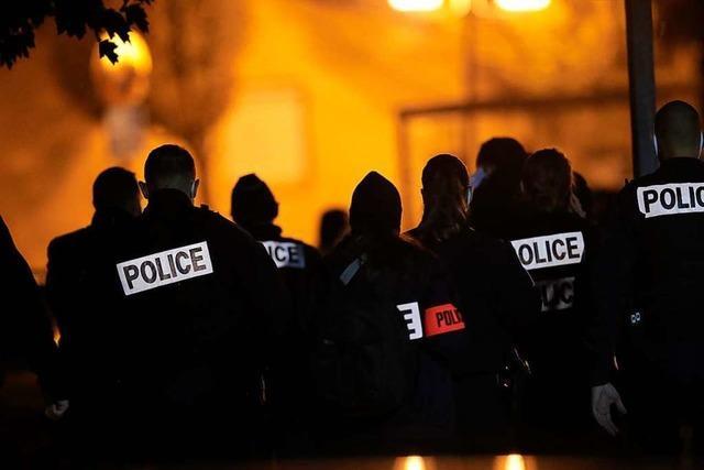 Macron spricht nach Attentat von