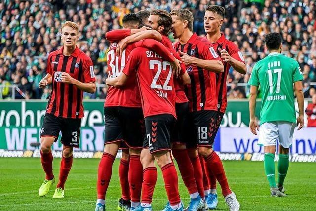 Warum das SC-Heimspiel gegen Bremen auch richtungsweisend ist