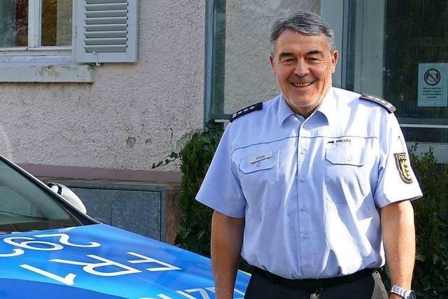 Warum der neue Rheinfelder Polizeichef