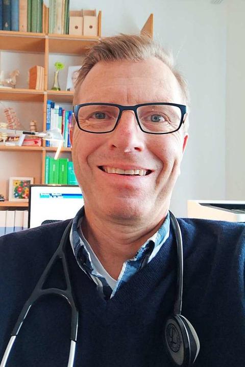 Marc Kuben, Hausarzt in Emmendingen un...glied im Vorstand der Kreisärzteschaft  | Foto: Privat