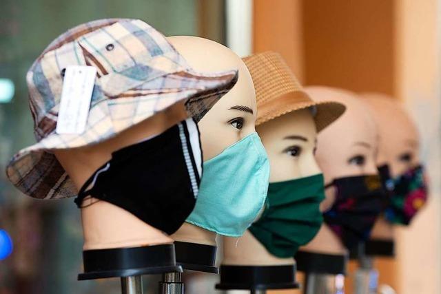 Strengere Maskenpflicht im Landkreis Breisgau-Hochschwarzwald gilt ab Sonntag