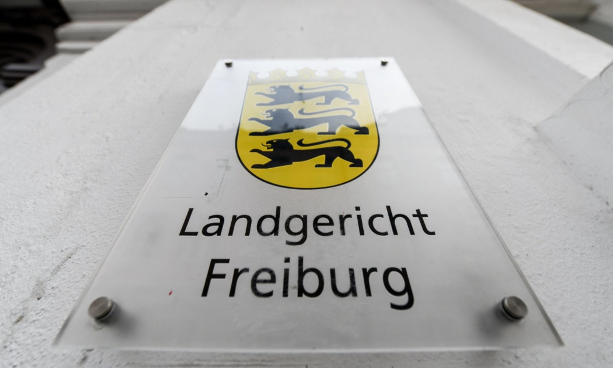 Landgericht Freiburg  | Foto: Patrick Seeger (dpa)