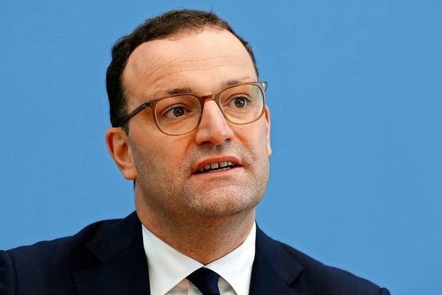 Umfrage zu CDU-Vorsitz sieht Jens Spahn vorn - Söder bei K-Frage
