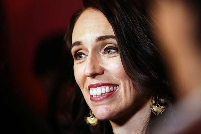 Jacinda Ardern holt in Neuseeland einen historischen Wahlsieg