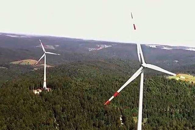 Windkraftstreit in Schopfheim: Gersbacher klagen gegen EWS Schönau