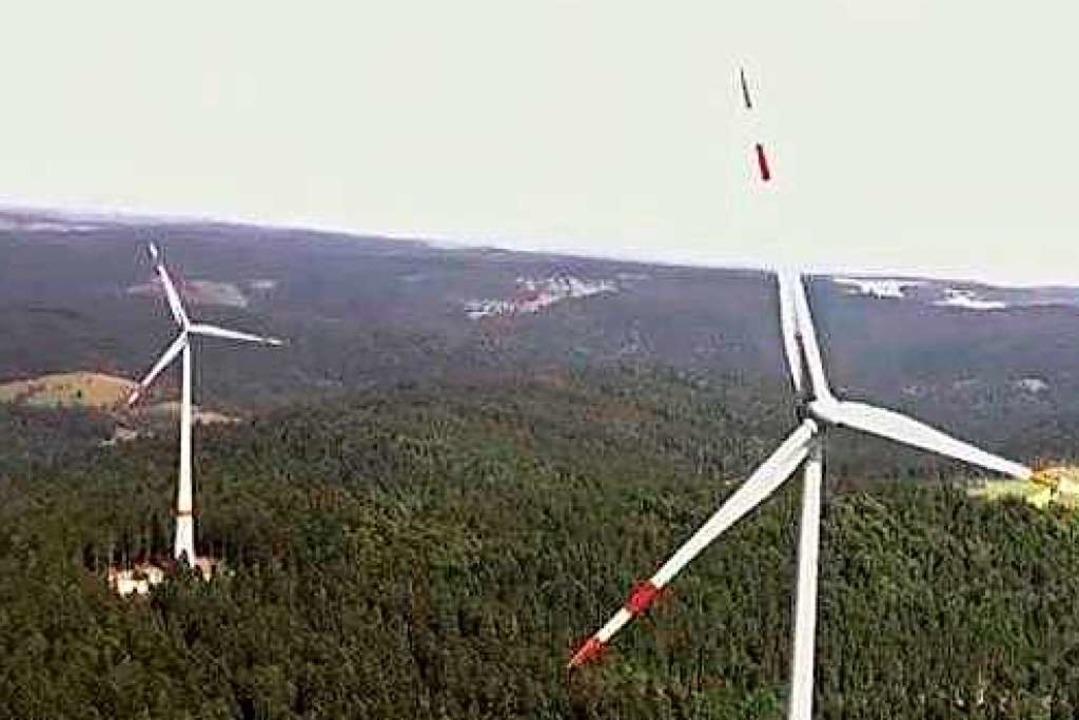 Erneut drehen sich wegen des Windkraft...ngsrechtlich, sondern privatrechtlich.  | Foto: Martin Klabund