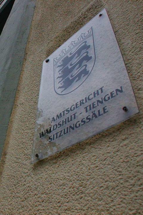 Der Fall liegt derzeit beim Gericht in Waldshut.  | Foto: André Hönig