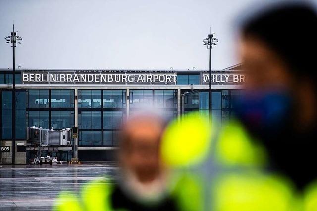 In zwei Wochen wird Berlins neuer Flughafen eröffnet