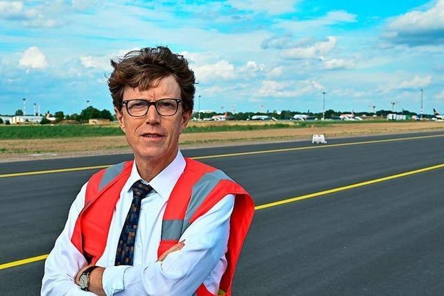 Berlins Flughafen-Chef Engelbert Lütke Daldrup: