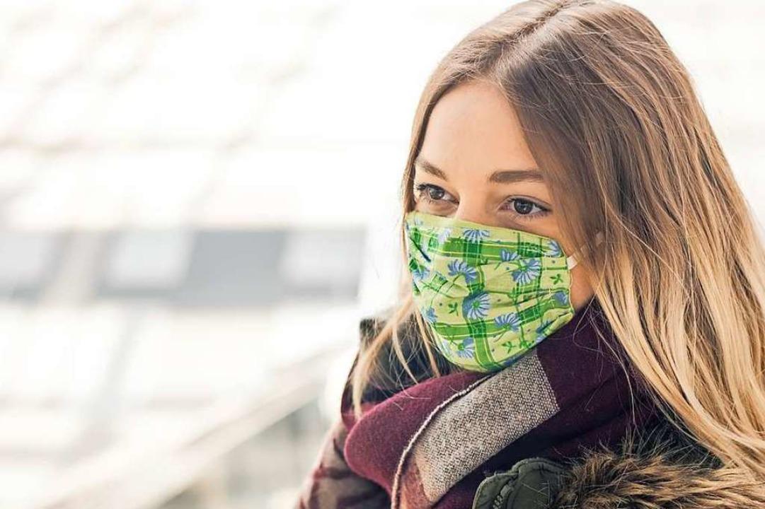 Maske auf: Das soll demnächst im Orten...n dichter zusammenkommen (Symbolbild).  | Foto: luna4 (Photocase)