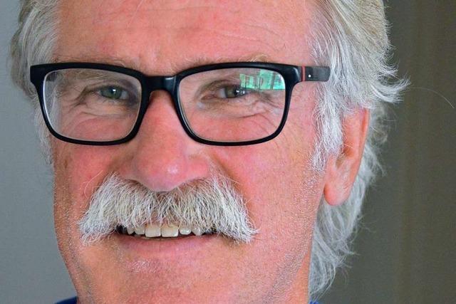 BZ-Redakteur Hubert Röderer verabschiedet sich in den Ruhestand