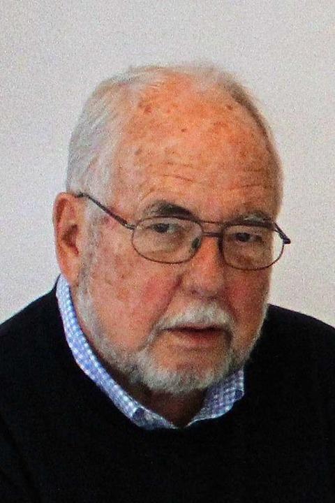 Helmut Bauckner    Foto: Rolf Reißmann