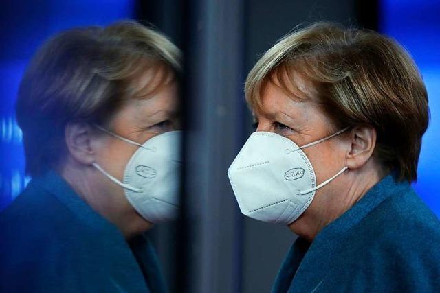 Bundeskanzlerin Merkel: