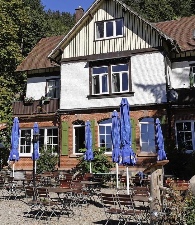Ausflugsziel am Rand von Freiburg: St. Ottilien   | Foto: Reinhold Wagner