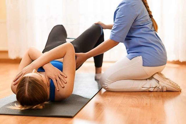 Wie gut erinnern sich Patienten an Übungen bei der Physiotherapie?
