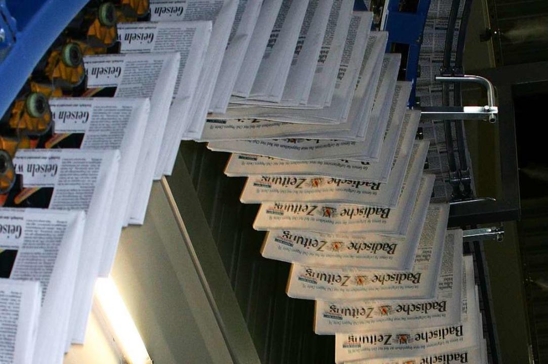 Sagen Sie uns ihre Meinung zur neuen Ausgabenstruktur im Kreis Lörrach  | Foto: Wolfgang Grabherr
