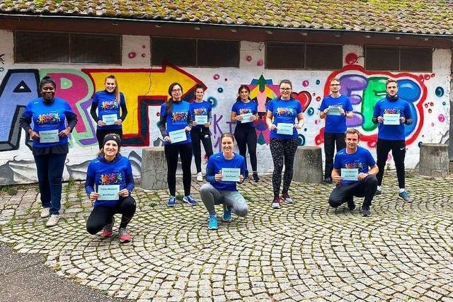 400 Teilnehmer starten zum virtuellen Firmenlauf in Lahr
