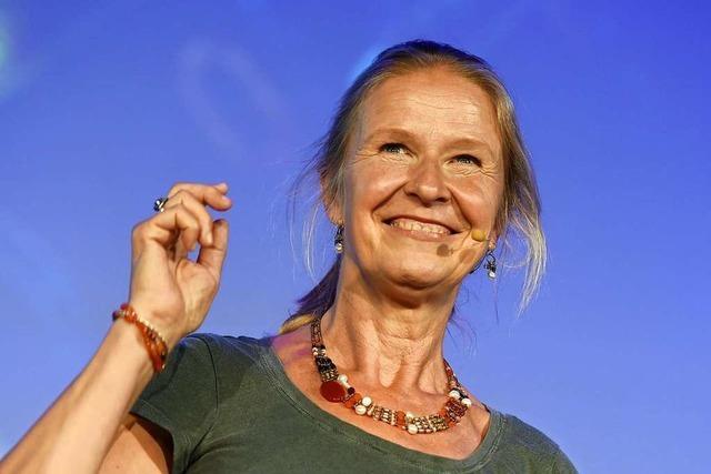 Autorin Cornelia Funke tritt per Stream bei