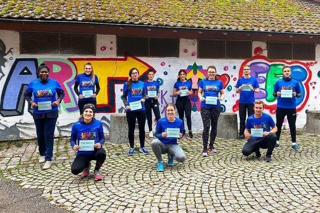 400 Läufer starten beim virtuellen Lahrer Firmenlauf