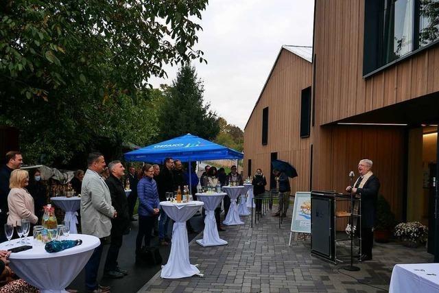 Neue Kindertagesstätte in Murg eingeweiht