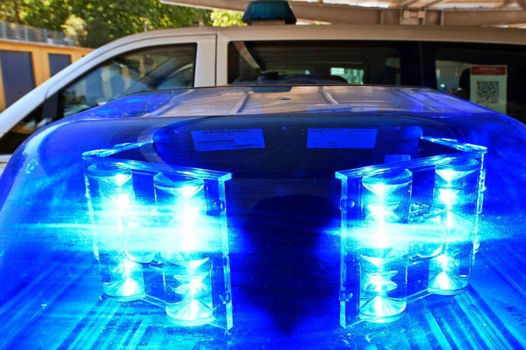 Die Polizei sucht Zeugen des Unfalls am Sonntagmorgen.  | Foto: Michael Bamberger
