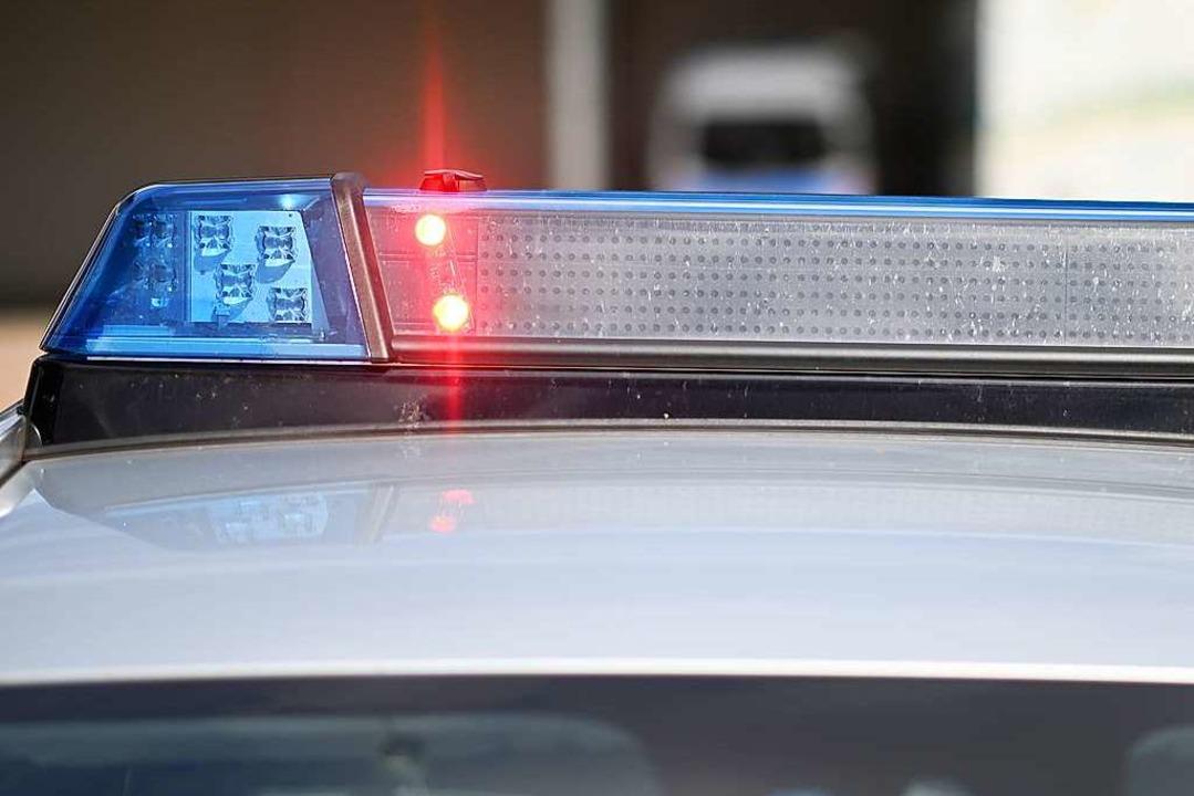 20.000 Euro Sachschaden verursacht der...Polizei sucht nun Zeugen (Symbolbild).  | Foto: Jonas Hirt