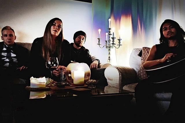 Drei regionale Bands spielen im Forum