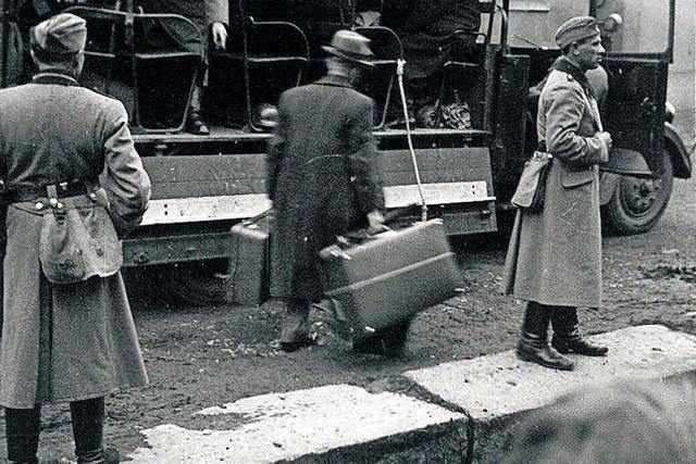 Deportation auf Fotos und Filmen