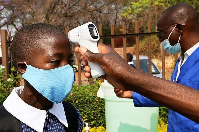 Forscher rätseln, warum die Corona-Sterberate Afrikas geringer ist als in Europa oder den USA