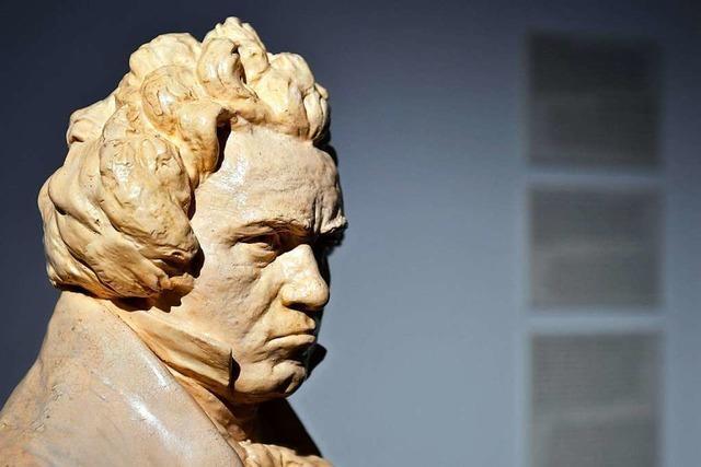 Die Uraufführung von Beethovens 10. Sinfonie verschiebt sich