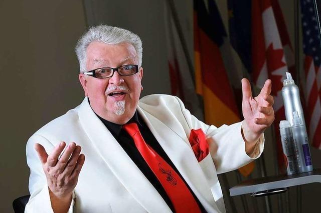 Der Lörracher Meisterfrisör Günter Amann ist überraschend gestorben