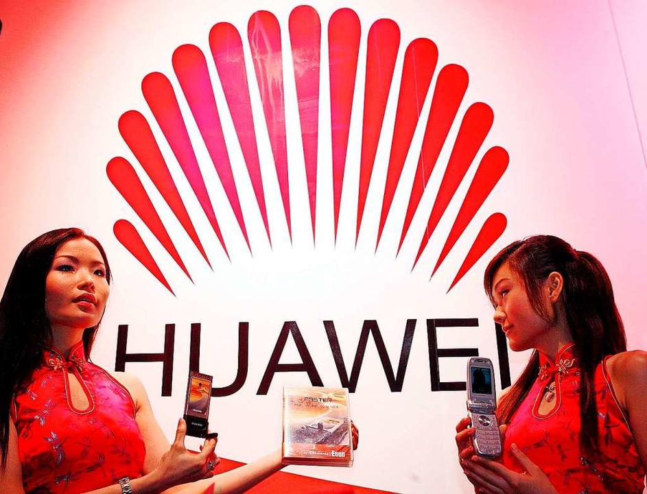 Gilt als extrem wettbewerbsfähiger Telekommunikationsausrüster: Huawei.   | Foto: Ahmad Yusni