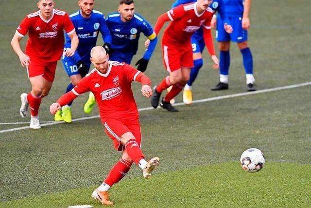 Kay Ruf führt SV Hinterzarten im Spitzenspiel zum 1:0-Sieg