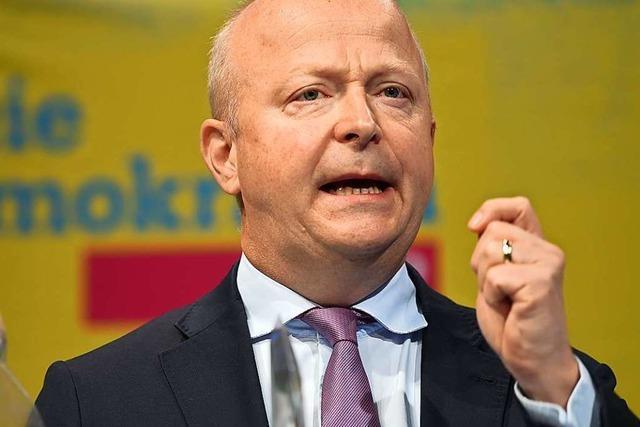 Michael Theurer führt FDP-Landesliste zur Bundestagswahl an